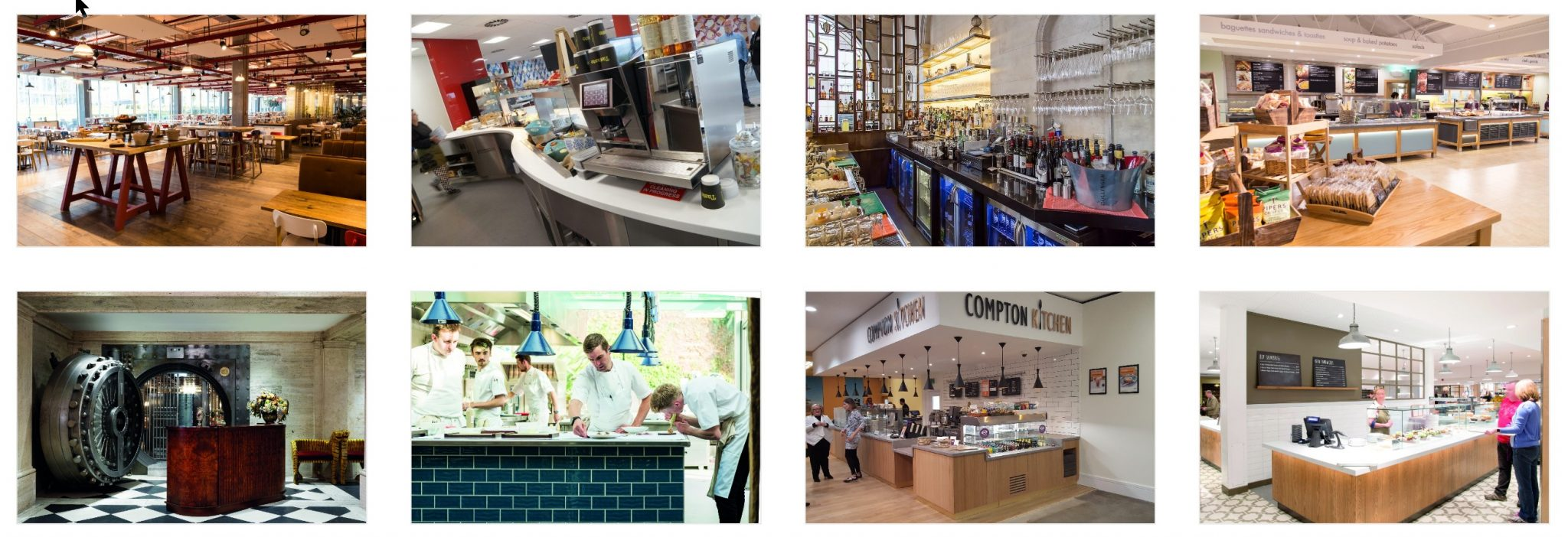 foodservice gallery showcase