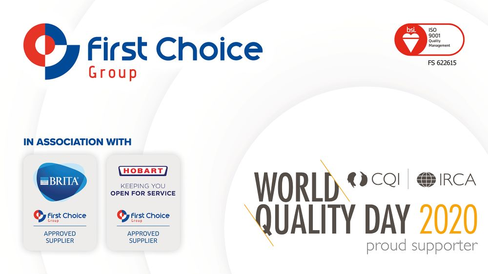 World Quality Day graphic from First Choice Group