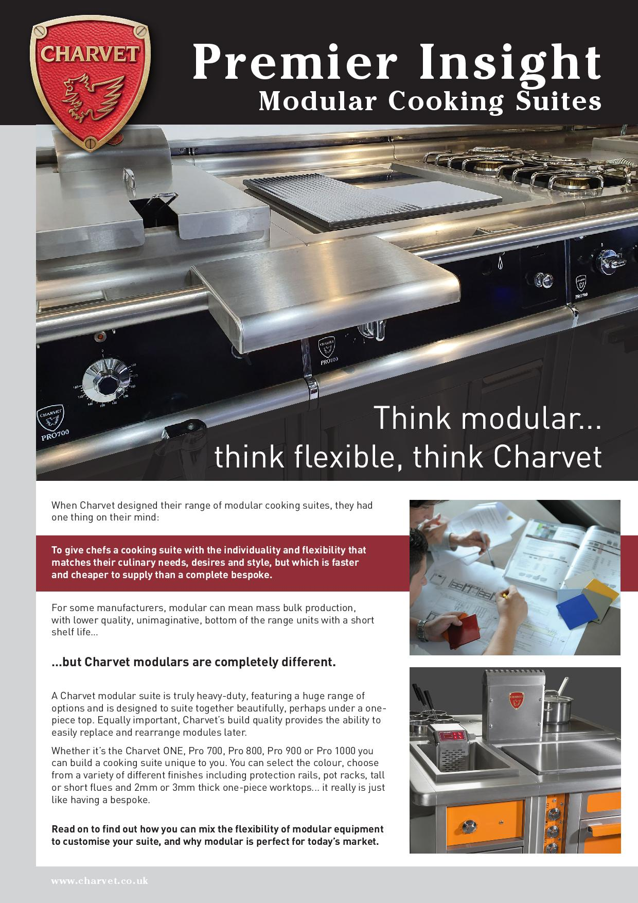 Charvet Premier Insight Newsletter cover image from December 2020
